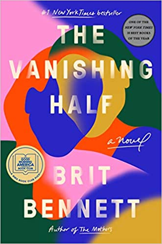Cover of book The Vanishing Half by Brit Bennett